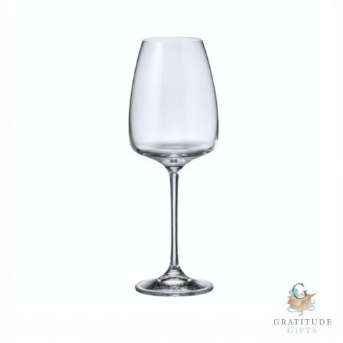 Alizee Crystal White Wine Glass - Set of 6