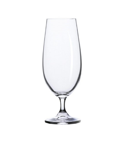 Pilsner Beer Glass - Set of 6