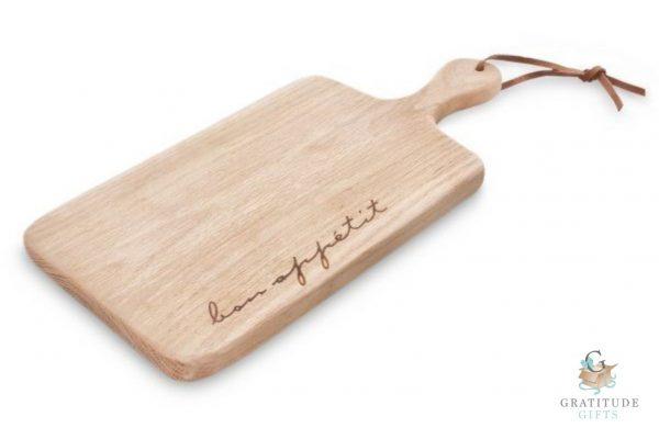 The S Bon Appetit Paddle