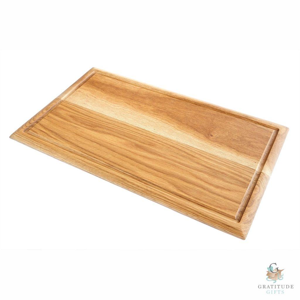 French Oak Fillet Carving & Serving Board